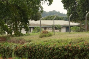 Staff Quarters at the Nakaseke  LG Hospital