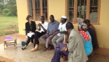 Utilizing M&E to realize the impact of projects implemented in communities.