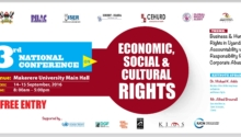 The 3rd National Conference on Economic, Social and Cultural Rights