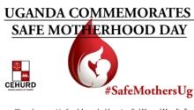 Commemorating Safe Motherhood day